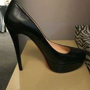 Christian louboutin Bianca authentic